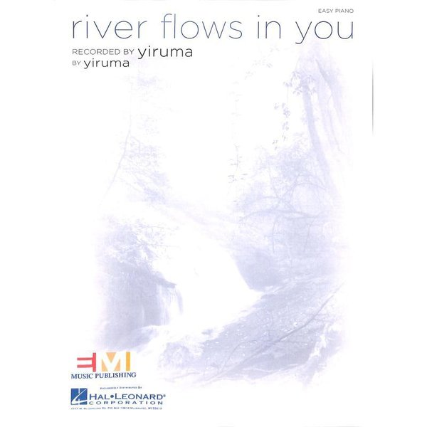 River flows in you – leicht/ easy Piano
