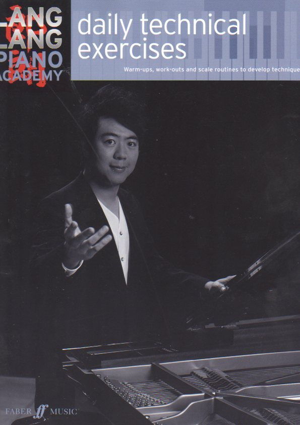 Lang Lang - Piano Academy - daily technical exercises