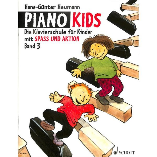Piano Kids - Klavierschule Band 3