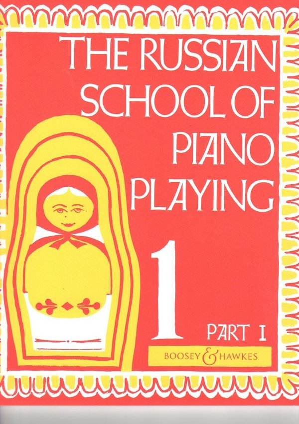 The Russian Shool of Piano Playing 1
